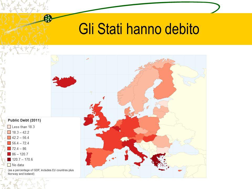 Gli Stati hanno debito