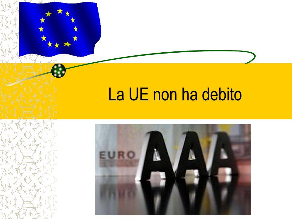 La UE non ha debito