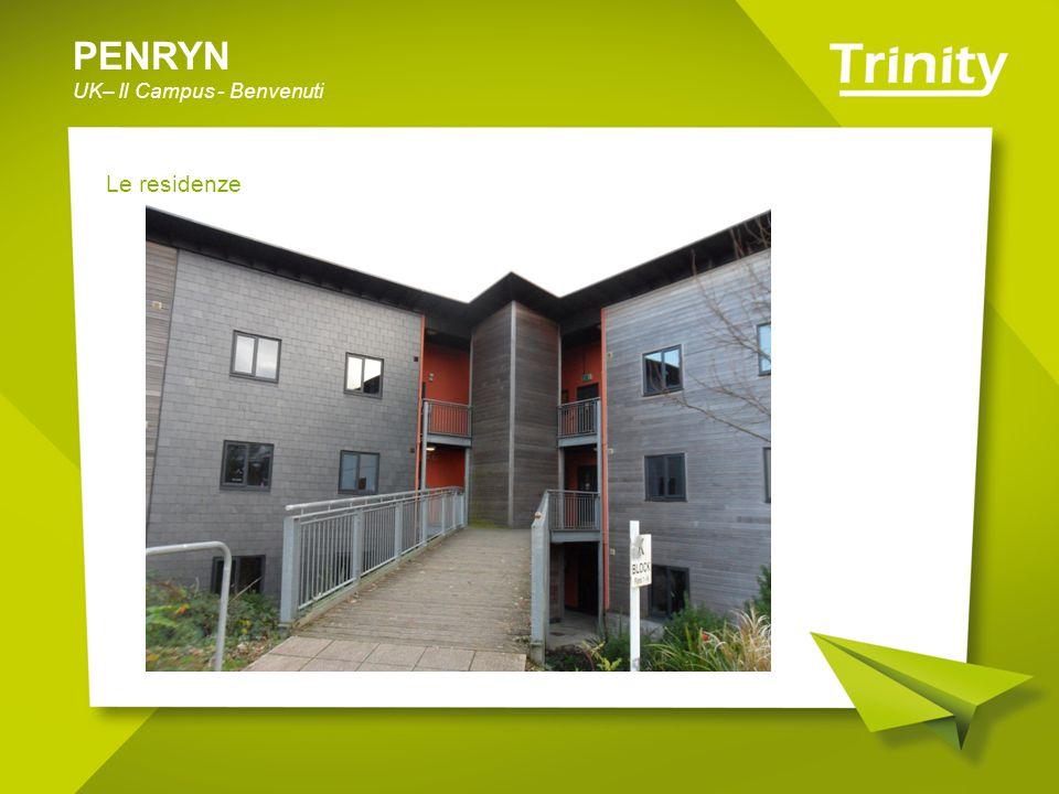 PENRYN UK– Il Campus - Benvenuti Le residenze