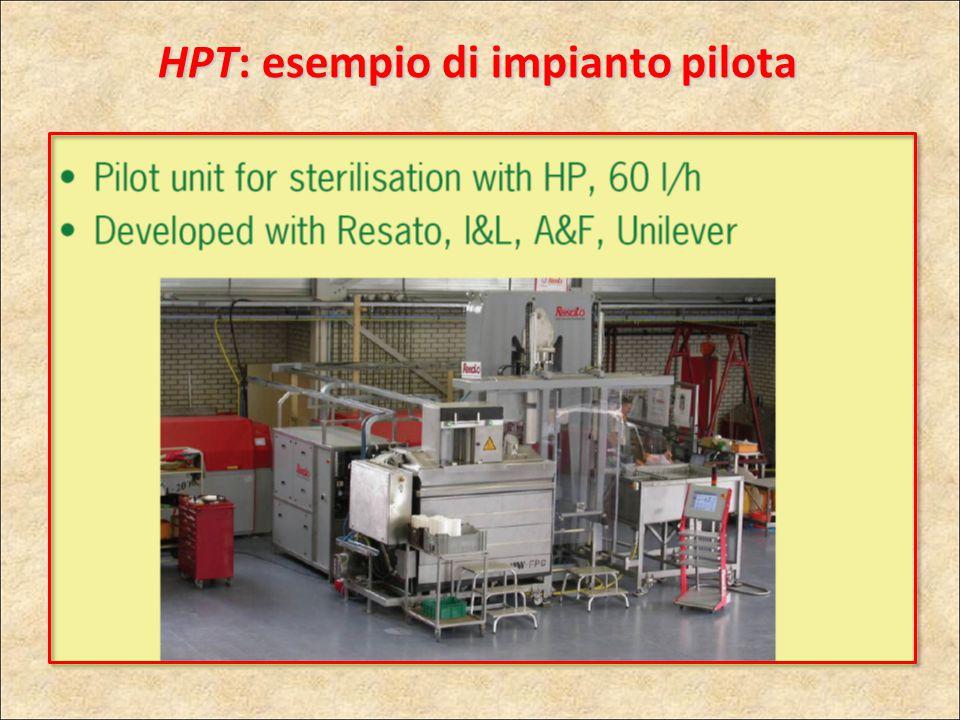 HPT: esempio di impianto pilota