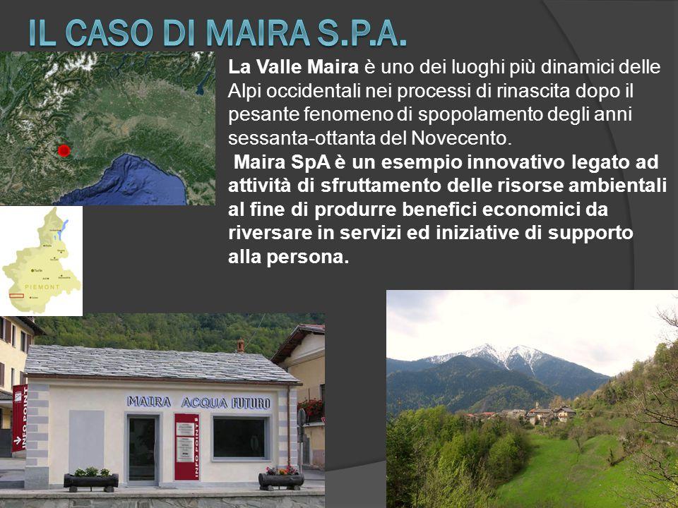 La Valle Maira è uno dei luoghi più dinamici delle Alpi occidentali nei processi di rinascita dopo il pesante fenomeno di spopolamento degli anni sess