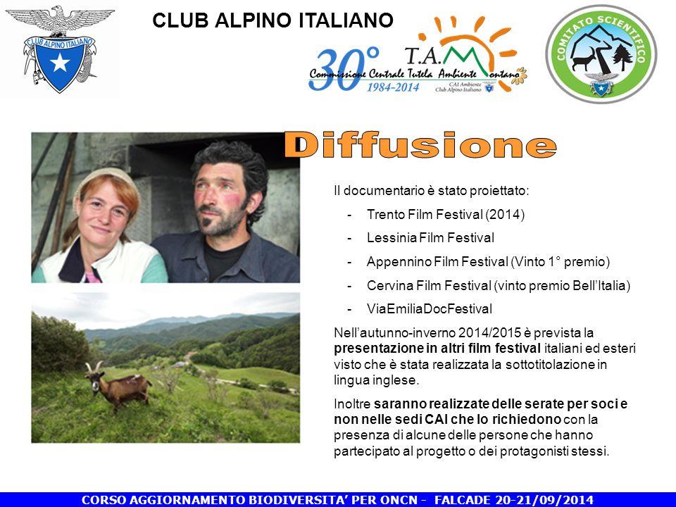 CLUB ALPINO ITALIANO CORSO AGGIORNAMENTO BIODIVERSITA' PER ONCN - FALCADE 20-21/09/2014 GESTIONE DEI BOSCHI La legna è una delle principali risorse del territorio.