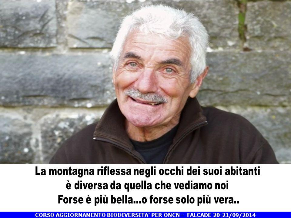 CLUB ALPINO ITALIANO CORSO AGGIORNAMENTO BIODIVERSITA' PER ONCN - FALCADE 20-21/09/2014