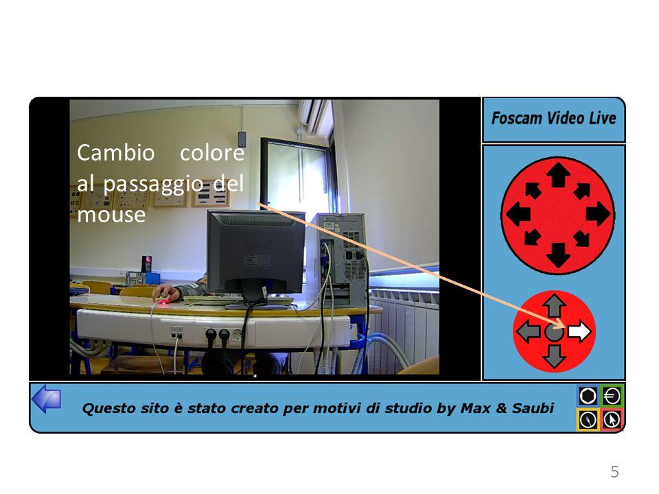 Problemi: Con il firmware Creazione della tabella Comandi CGI 6