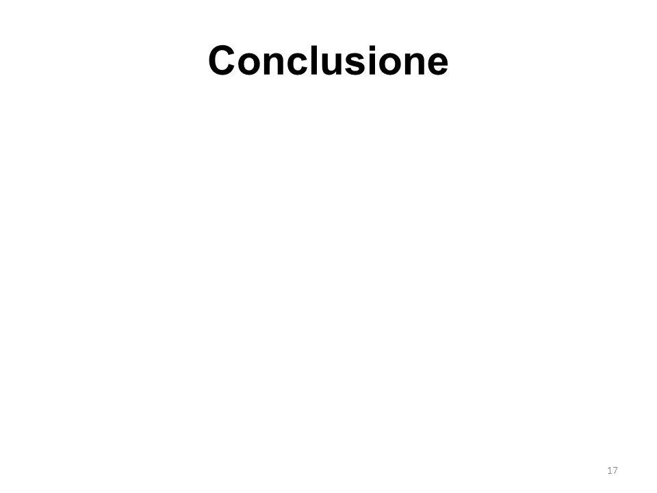 Conclusione 17