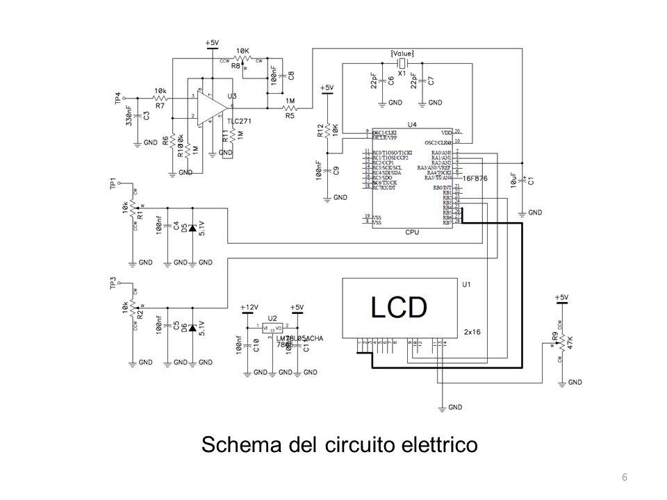 7 Descrizione del progetto Il Pic è un microcontrollore sviluppato nel 1975.