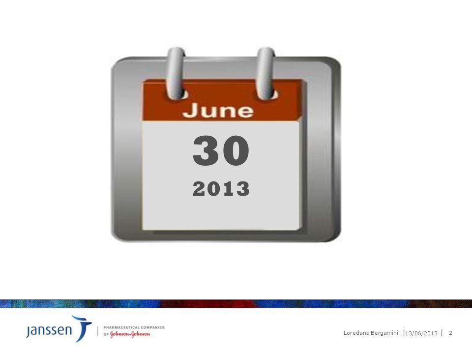 13/06/2013 3 Loredana Bergamini Legge 189/2012 – Art.
