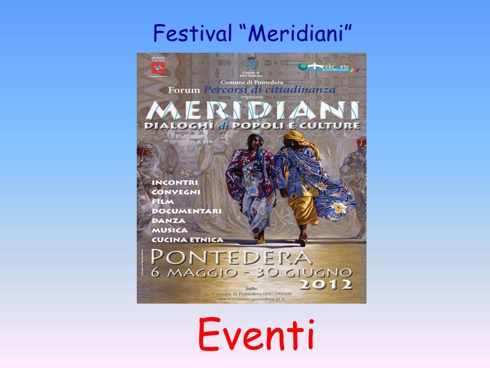 Festival Meridiani Eventi