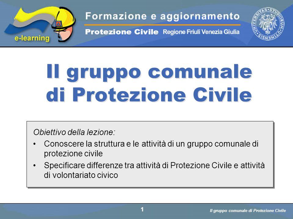 Il volontario: diritti, doveri, responsabiità a cura di D. Bellè Laboratorio e-Learning (LabeL) Università di Udine 1 Obiettivo della lezione: Conosce