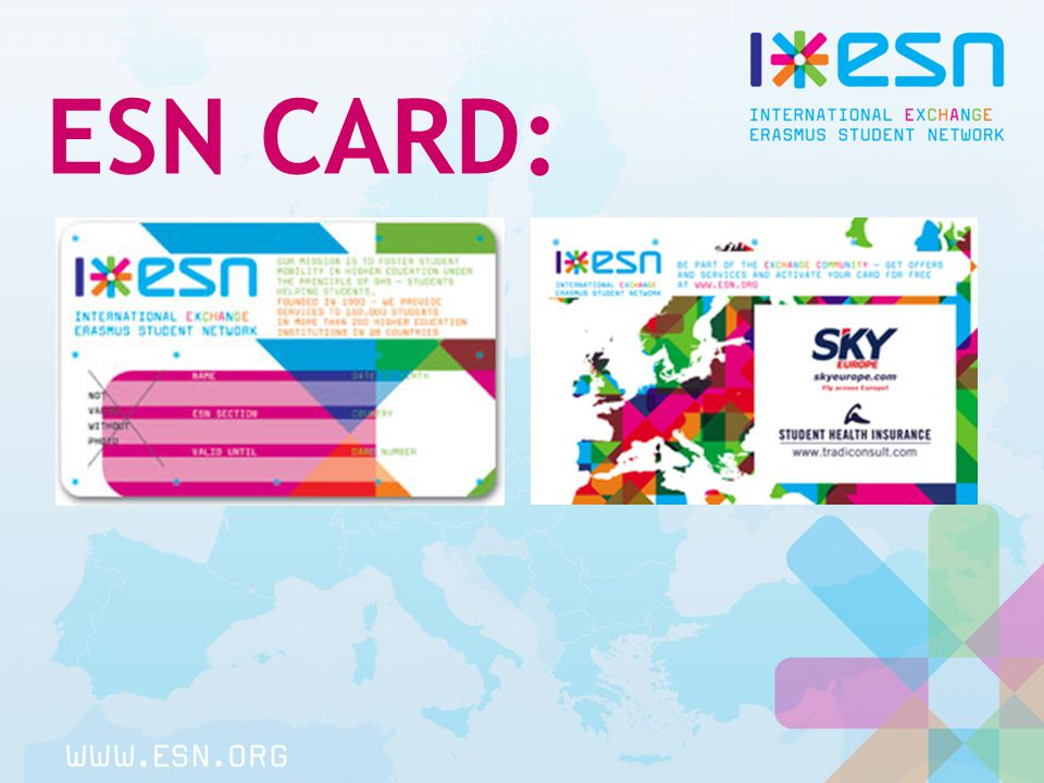ESN CARD: