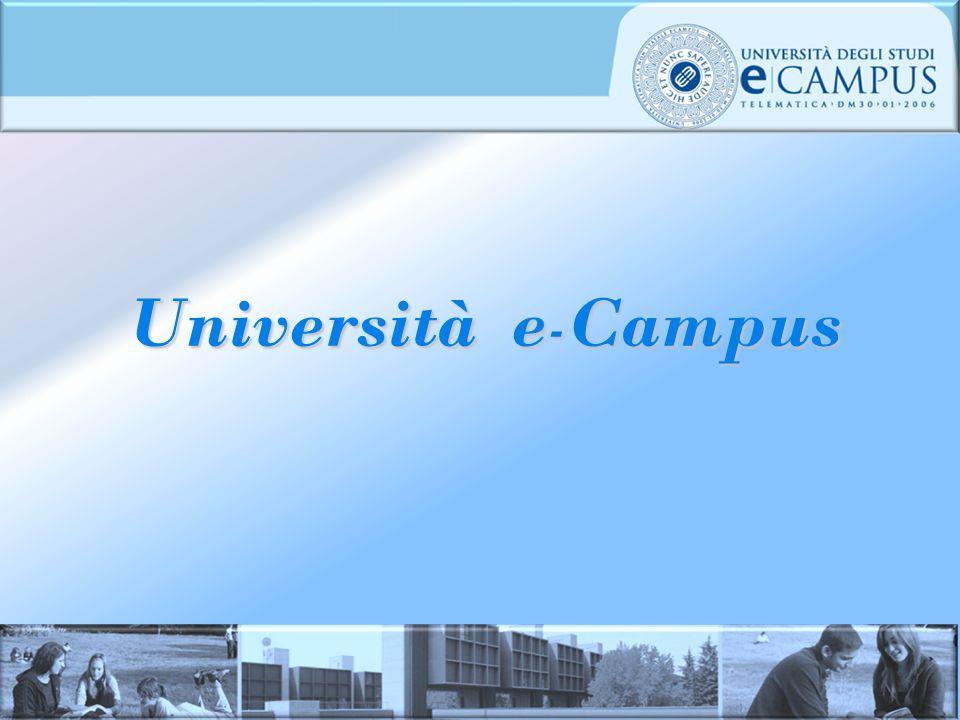 Università e - Campus