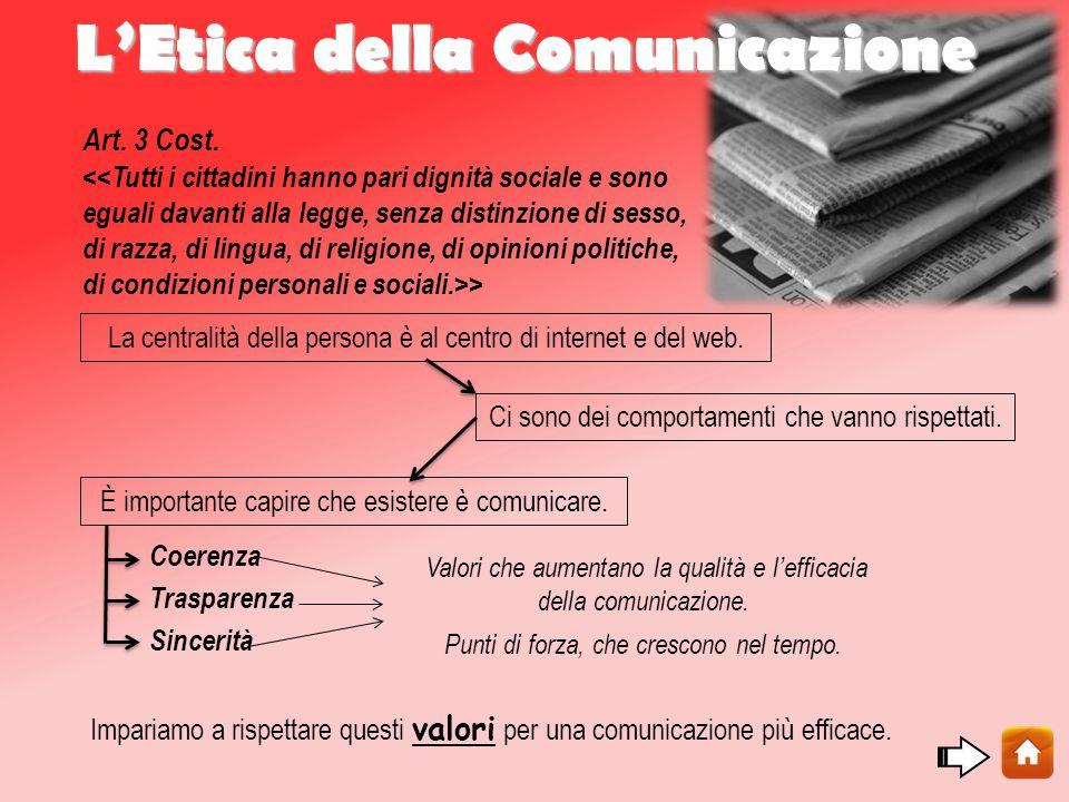 Impariamo a rispettare questi valori per una comunicazione più efficace.
