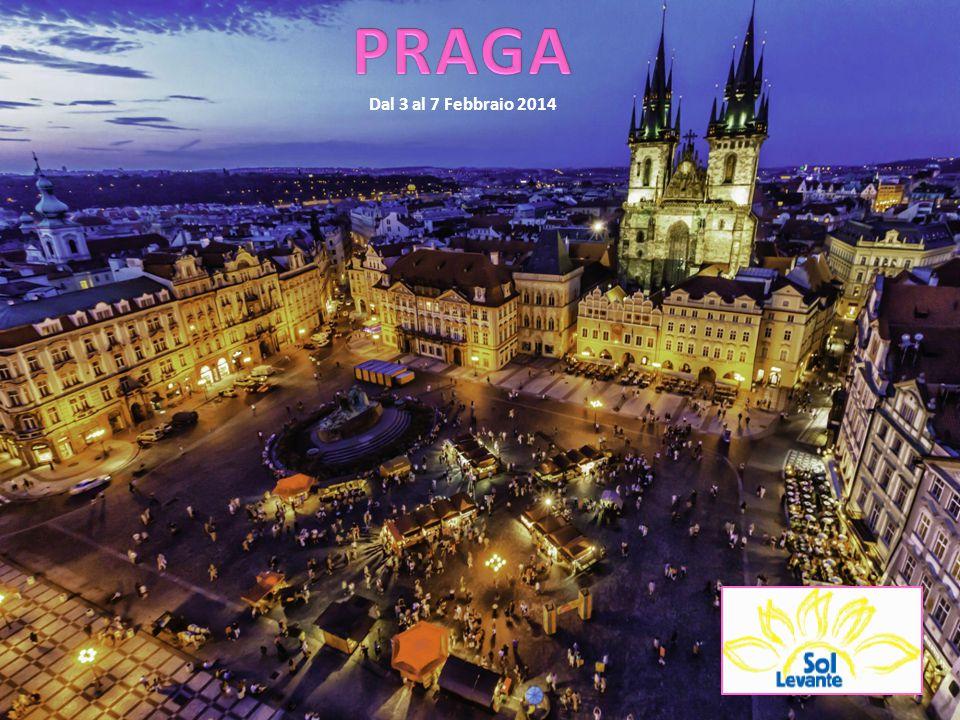 Praga antica L area su cui fu fondata Praga è stata sito di stanziamenti in tempi antichi fin dal Paleolitico.