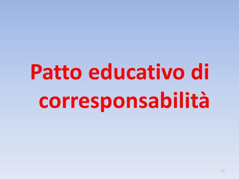 Patto educativo di corresponsabilità 11