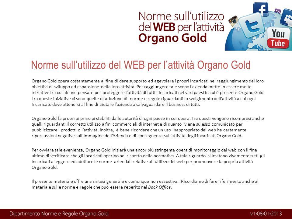 Organo Gold opera costantemente al fine di dare supporto ed agevolare i propri Incaricati nel raggiungimento dei loro obiettivi di sviluppo ed espansi