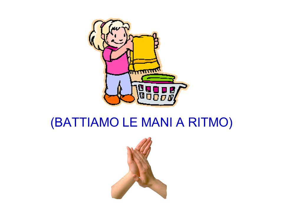 (BATTIAMO LE MANI A RITMO)
