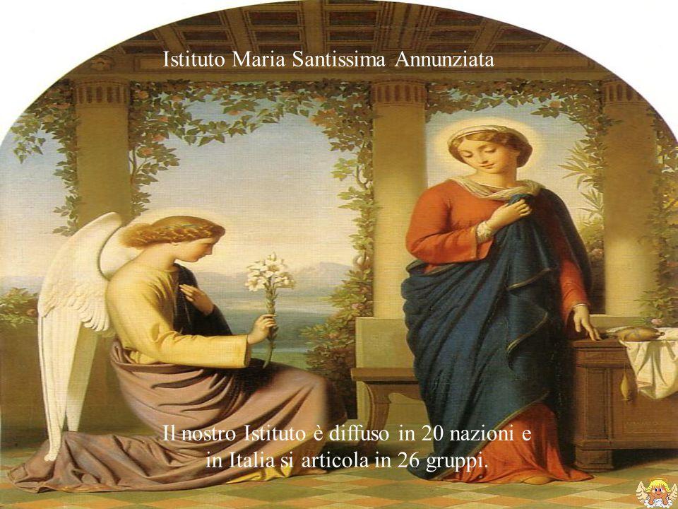 L'Annunziatina può, in ogni ambiente, annunciare Cristo Maestro, usando, quando ne ha capacità e mezzi, gli strumenti più moderni che la tecnica offre.