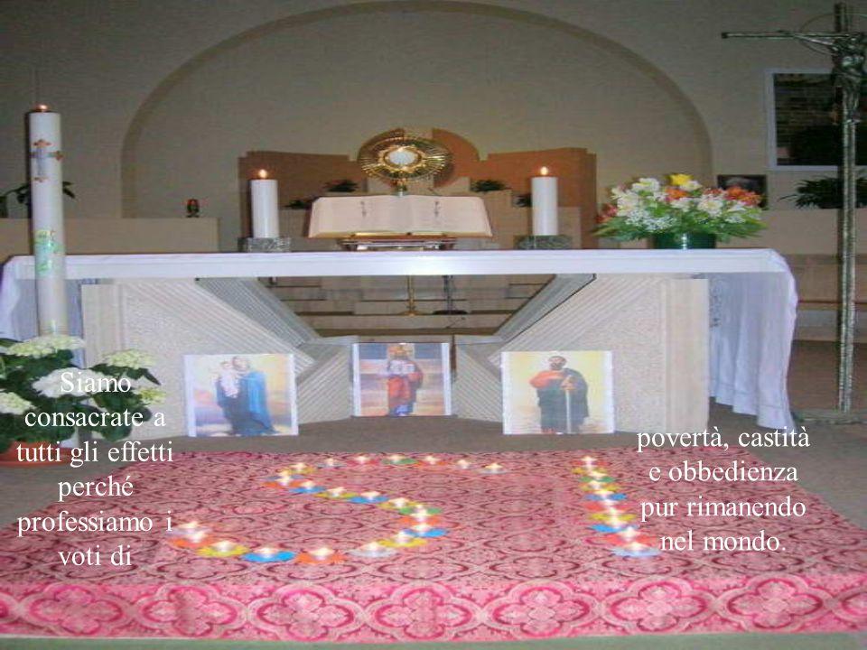 Società S.Paolo Figlie di S. Paolo Pie Discepole Pastorelle Regina Apostoli Annunziatine S.Gabliele Arcangelo Gesù sacerdote Santa Famiglia Coop.Paoli