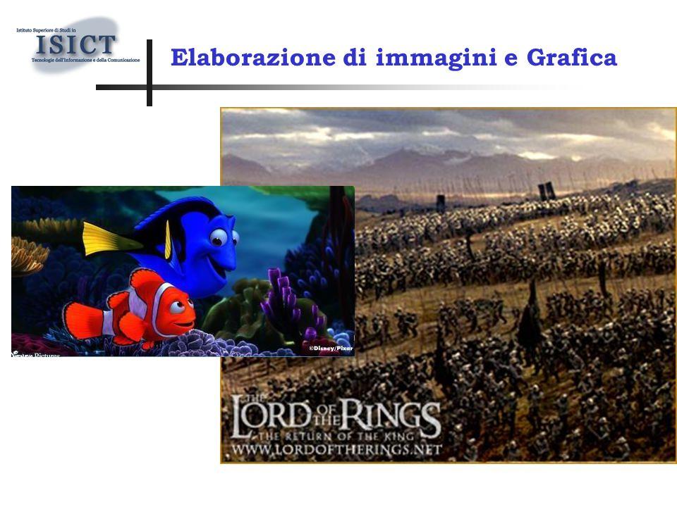Elaborazione di immagini e Grafica