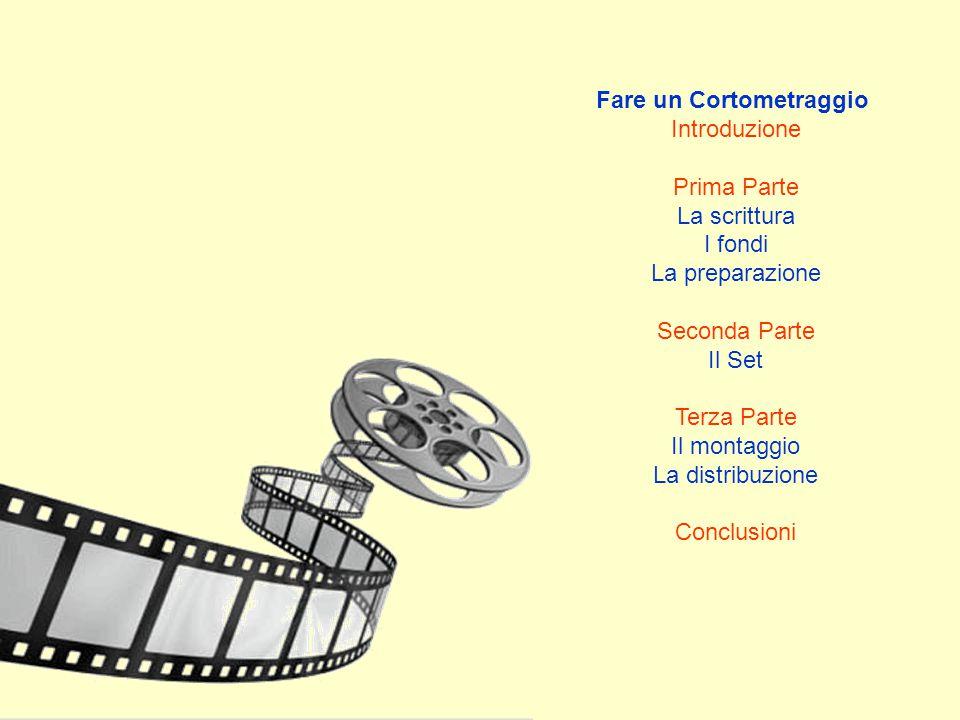 La scrittura Si possono fare cortometraggi che costano 50.000 € e corti che costino 0.