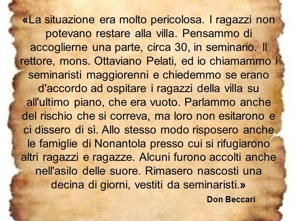 Dott. Giuseppe Moreali Giusto tra le nazioni - 1964 «Orgoglioso di potersi dire uomo libero.»