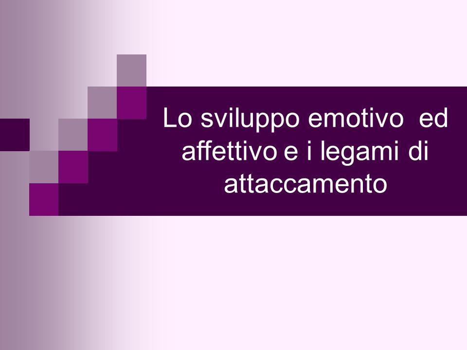 Emozioni ed interazione sociale Le emozioni regolano le relazioni affettive precoci  uso strumentale delle emozioni per regolare l'interazione col caregiver.