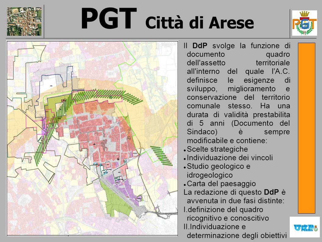 PGT Città di Arese