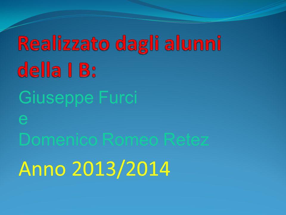 Giuseppe Furci e Domenico Romeo Retez Anno 2013/2014