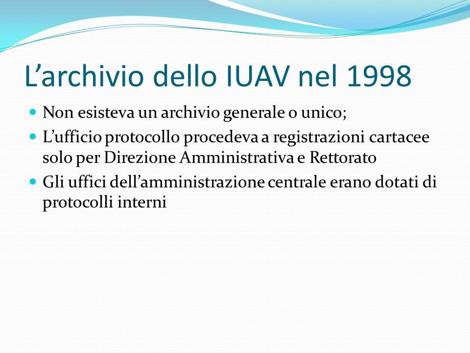 L'archivio di deposito in via Torino a Mestre Monica Martignon per COINFO44