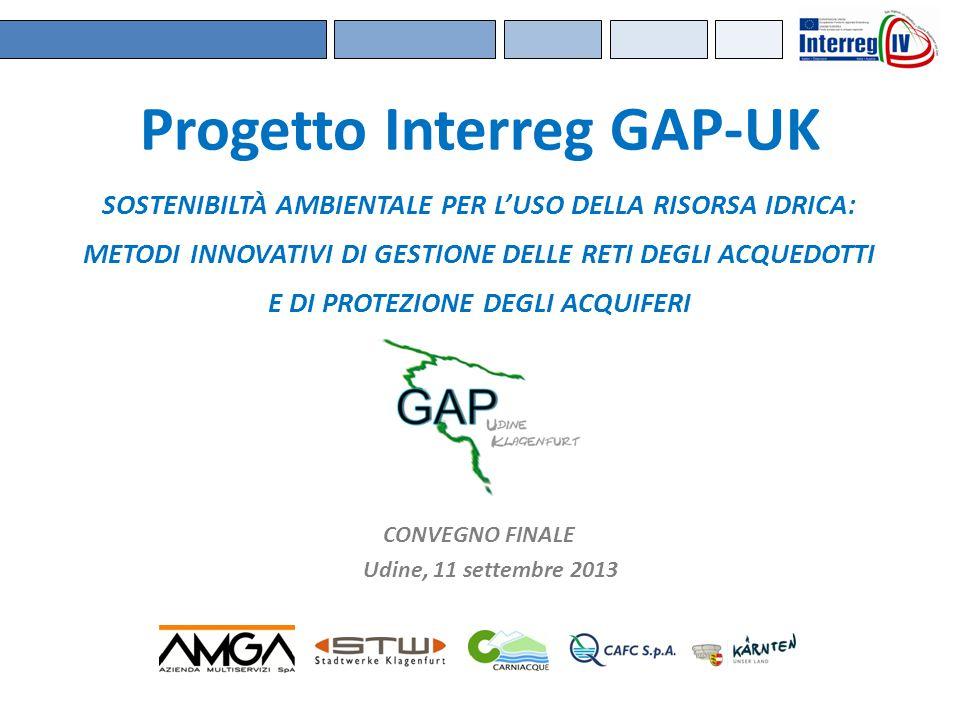 GAP-UK: Risultati Materie prime (1° semestre) RECUPERO MATERIE PRIME 975.000 kWh/anno 185.000 €/anno 1° Semestre 2013: Risparmio = 17% nell'acquisto di materie prime, pari a: