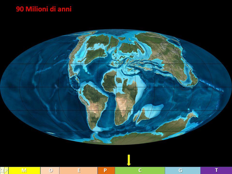 90 Milioni di anni T GCPEOMPQ