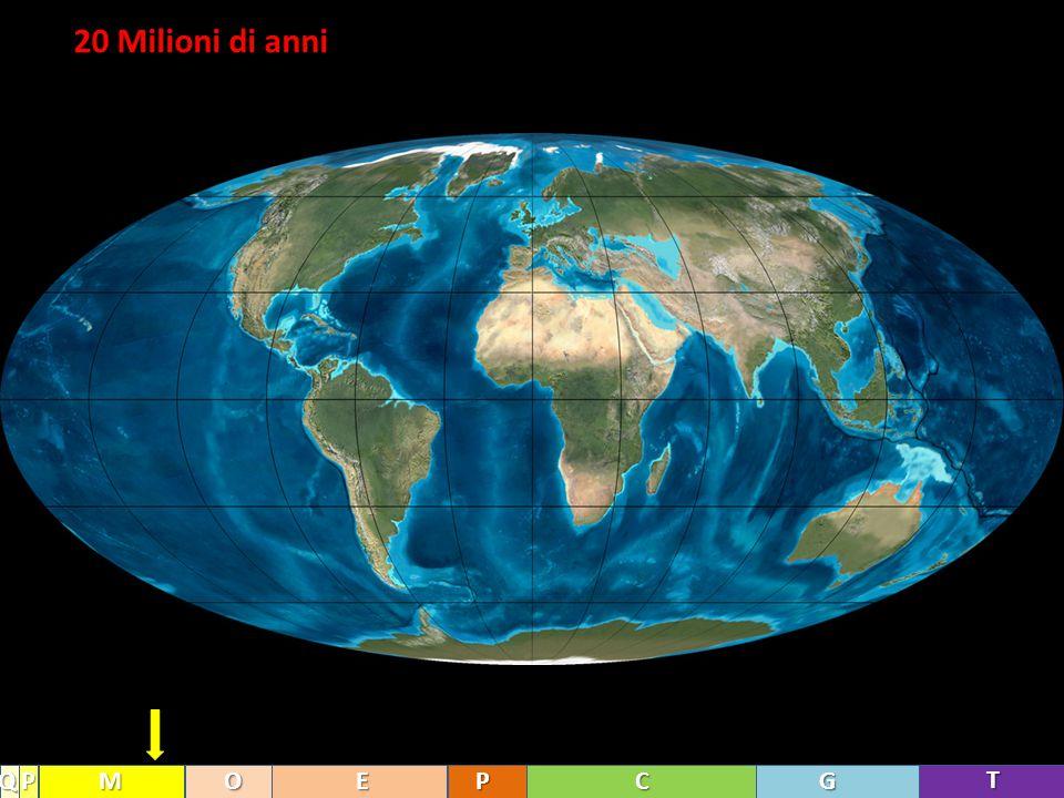 20 Milioni di anni T GCPEOMPQ