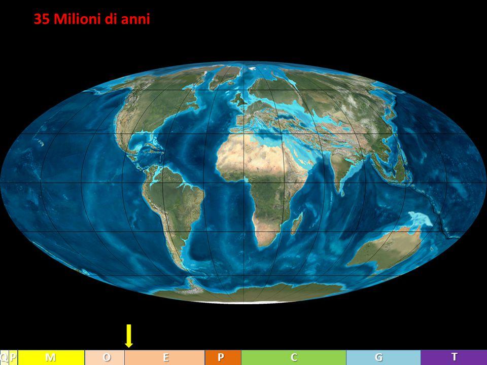 35 Milioni di anni T GCPEOMPQ