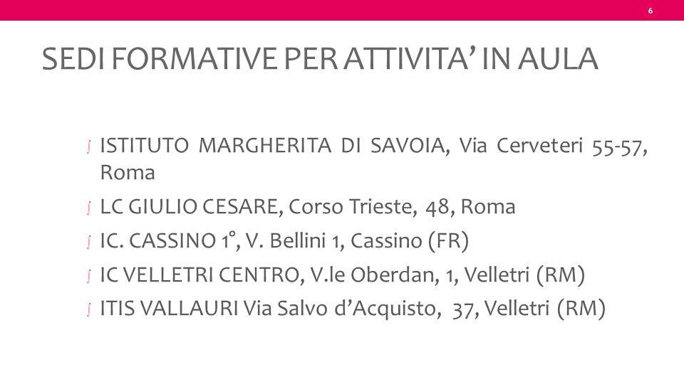 7 Analisi dei fabbisogni formativi dei docenti del Polo formativo del Lazio (600 risposte) A cura di Stefania Farsagli stefania.farsagli@fondazionerosselli.it
