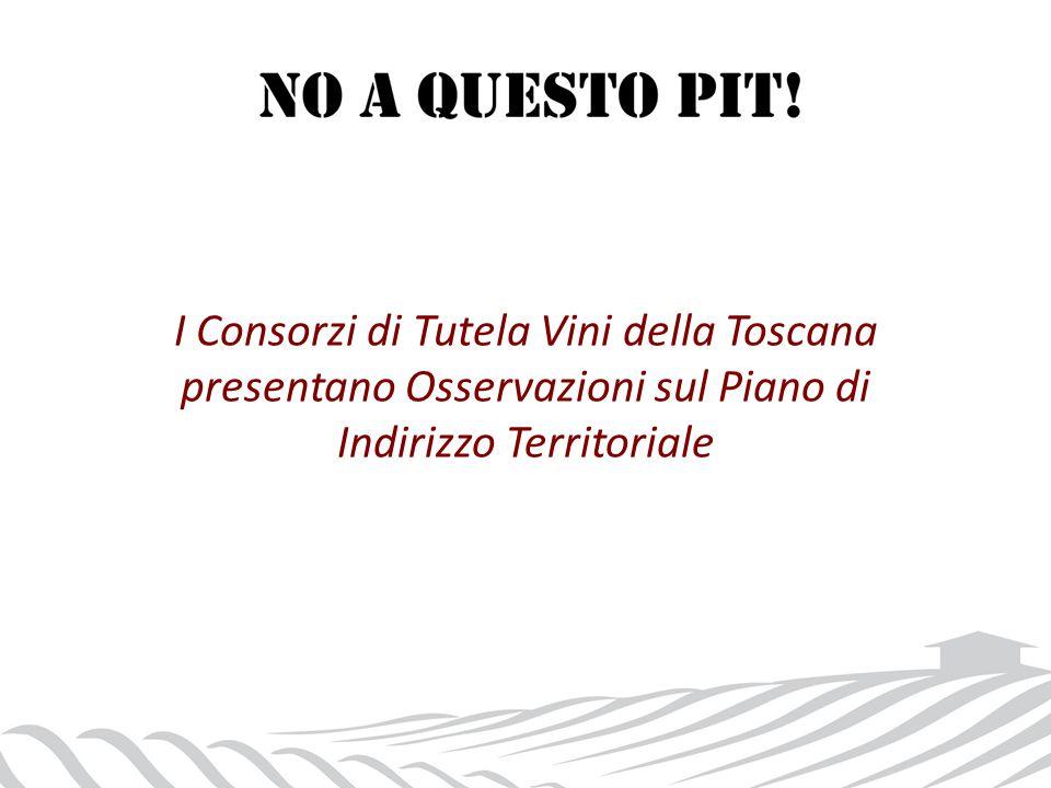 I Consorzi di Tutela Vini della Toscana presentano Osservazioni sul Piano di Indirizzo Territoriale
