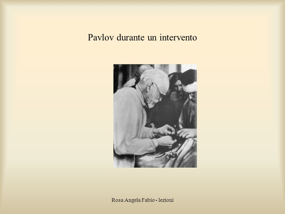 Rosa Angela Fabio - lezioni Dalle scienze naturali alla psicologia: la Gran Bretagna 1.