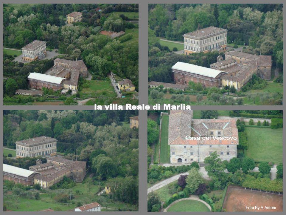 la villa Reale di Marlia Casa del Vescovo Foto By A.Antoni