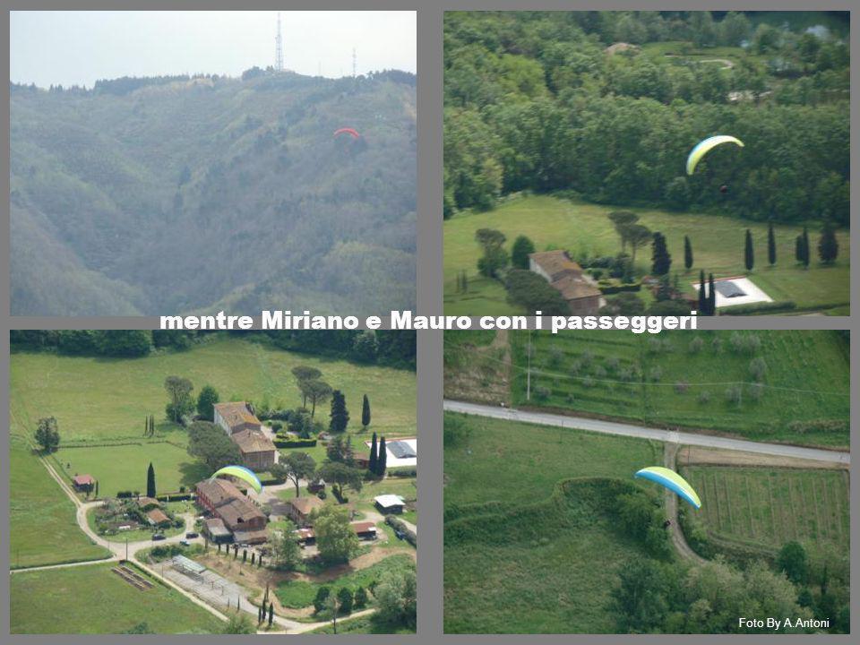 mentre Miriano e Mauro con i passeggeri Foto By A.Antoni