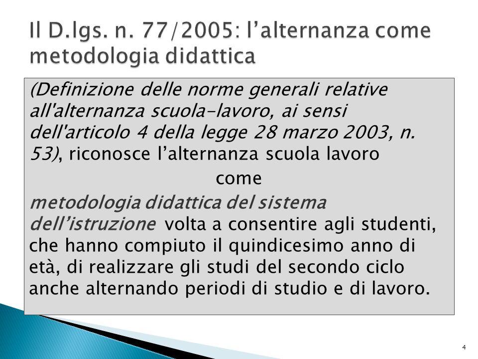 Il D.D. n.44 del 19.11.2013 15