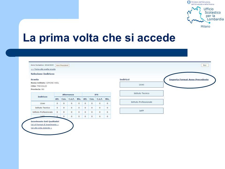 Format inserimento Dati Qualitativi Compilare i campi scelta singola, multipla, testo e numerici seguendo le indicazioni contenute nei diversi form.