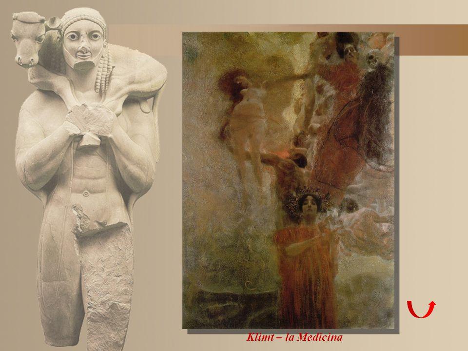 Klimt – la Medicina
