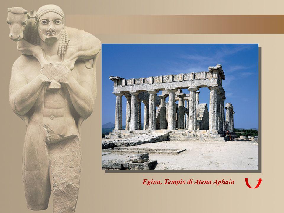 Egina, Tempio di Atena Aphaia