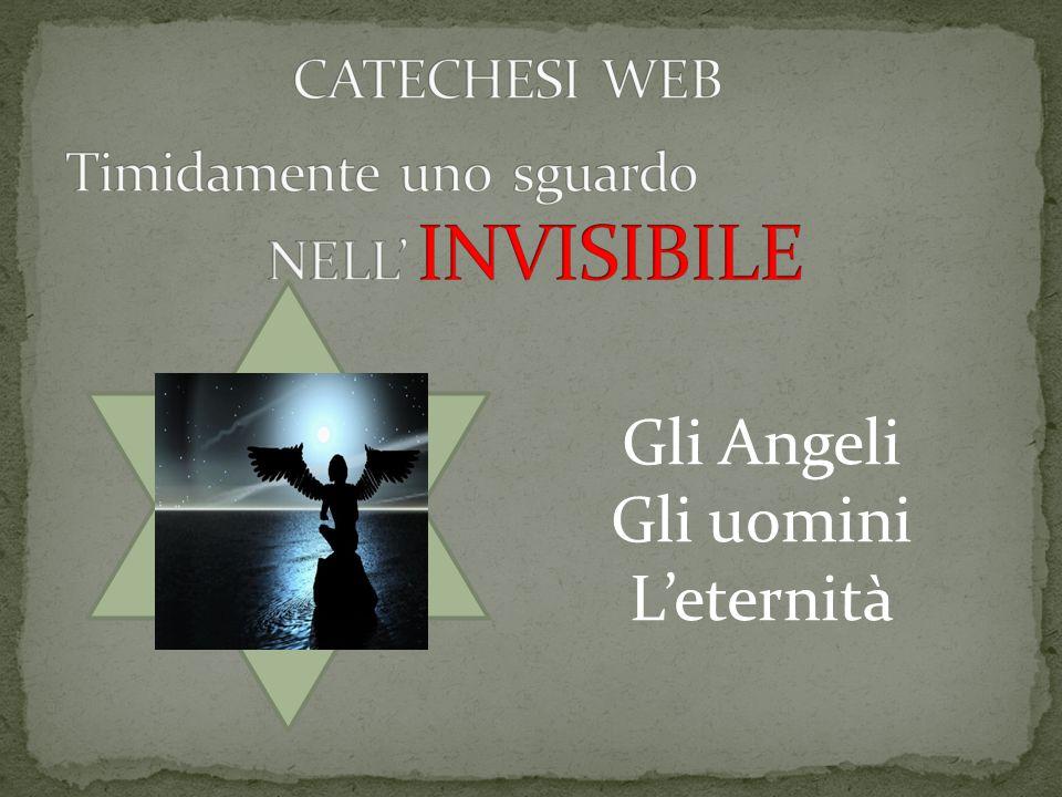 1 – Angeli = Messaggero sono i custodi delle persone e di tutto ciò che è sulla Terra.