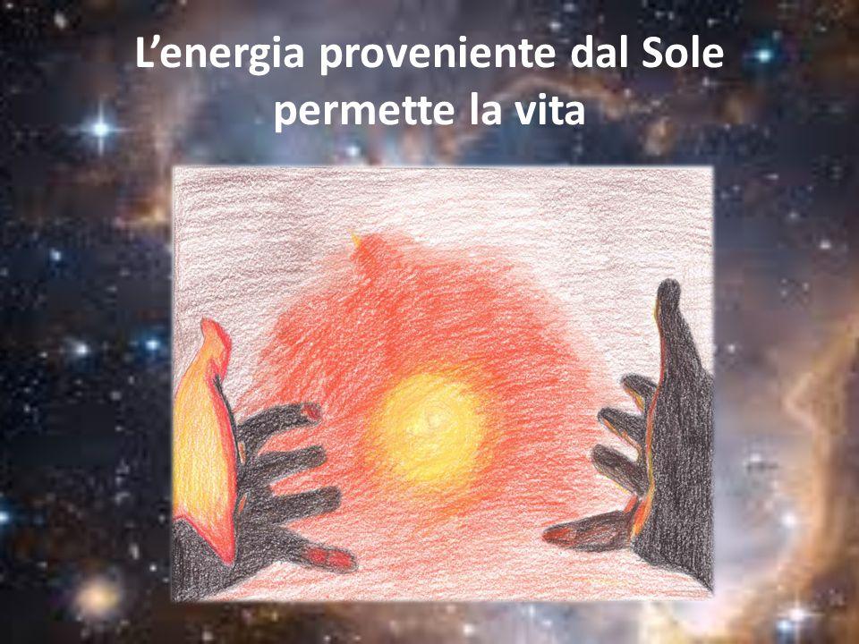 Nel nucleo del Sole le reazioni di fusione nucleare producono enormi quantità di energia