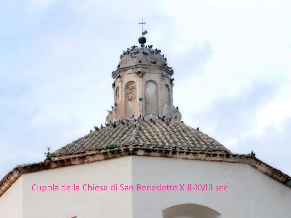 Chiesa di San Benedetto XIII-XVIII sec.