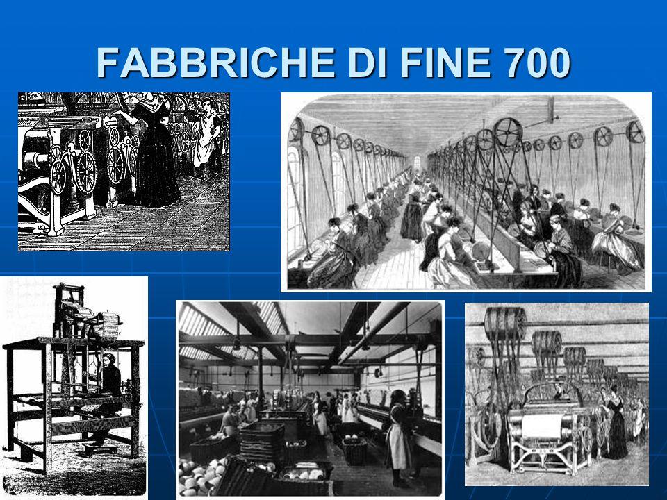 FABBRICHE DI FINE 700
