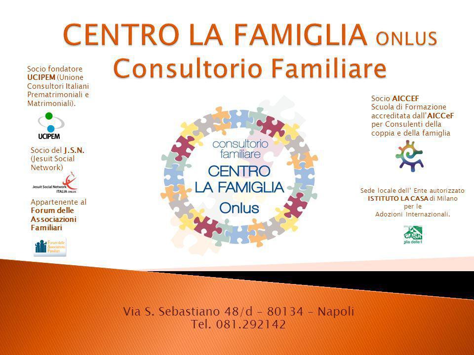 Socio fondatore UCIPEM (Unione Consultori Italiani Prematrimoniali e Matrimoniali).