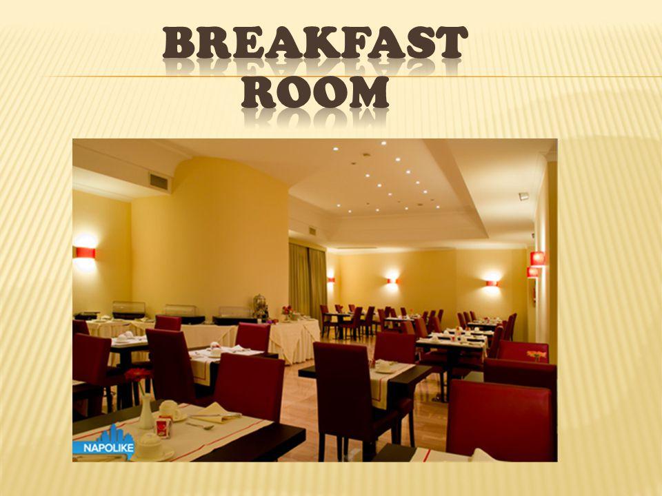 È una zona, presente solo nei ristoranti d' albergo, dotata dell' occorrente per il servizio delle prime colazioni, nonché per la preparazione e la distribuzione di bevande e infusi vari durante il servizio dei pasti, del Room service (servizio ai piani) e dei banchetti.