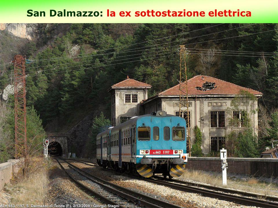 San Dalmazzo: la ex sottostazione elettrica 16