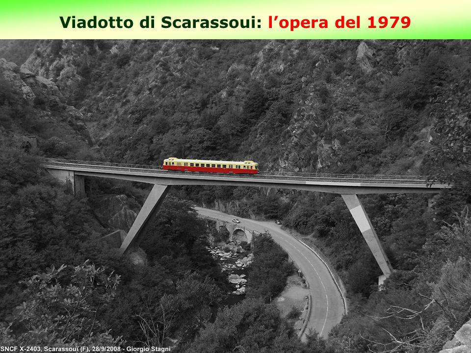 Viadotto di Scarassoui: l'opera del 1979 6